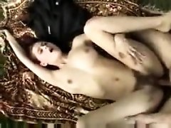 Russian Teen Fucked In A Woodland