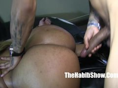 thick dominican freak baned out by donny sins