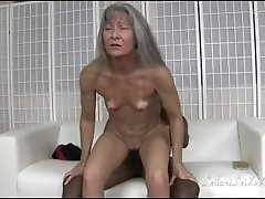 Casting Couch 2 - Milf interviews BBC