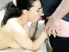 Massive Facial for Webcam Slut Brandy