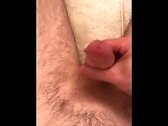 Young 21 Year Old Boy Playing With Himself Until He Cums POV