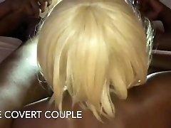 Sexy Young Ebony Couple Spend The Night Pleasing Each Other!