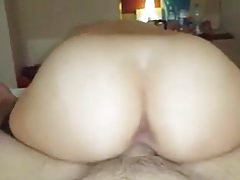 Wife Rides Fucks Nice Asshole